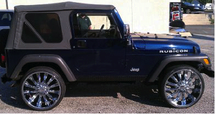 History Of The Jeep Both The Word And The Vehicle How >> Are You Rolling On Dubs? The Evolutionary Psychology Of ...